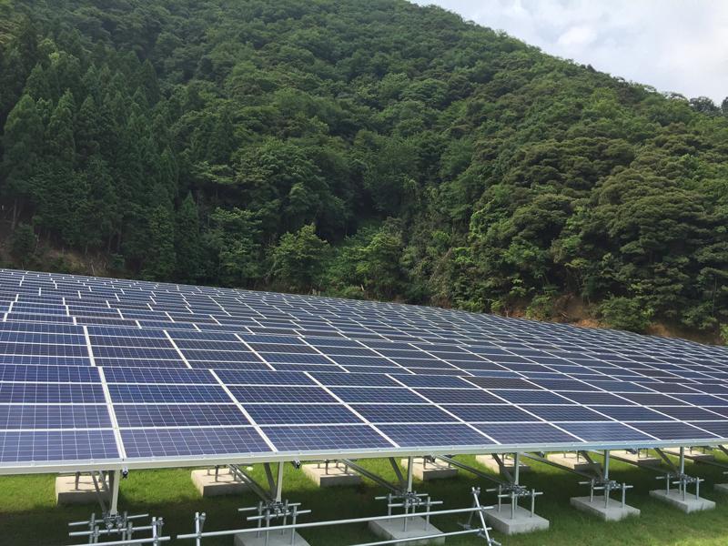 エコスタイル仏谷太陽光発電所