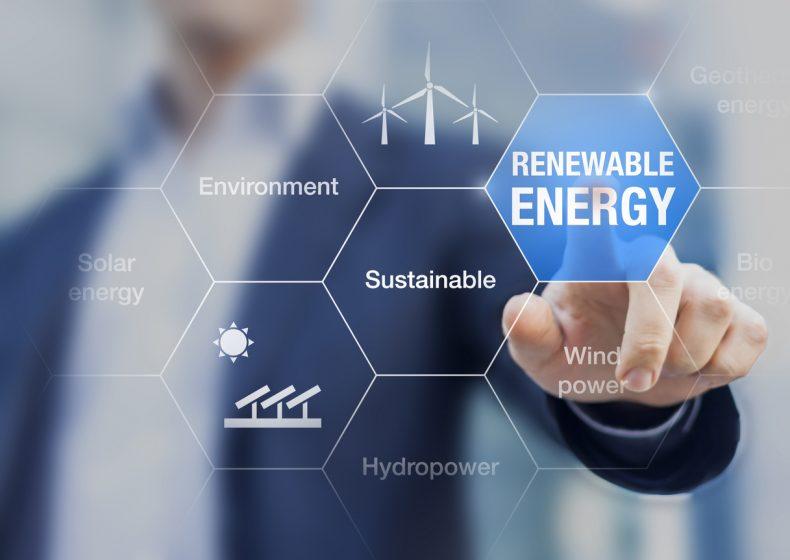 普及を目指す再生可能エネルギー