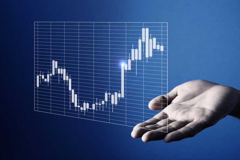 投資イメージグラフ