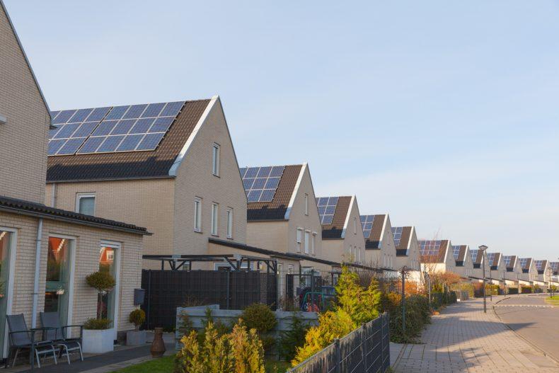自家消費が進む家庭用太陽光発電