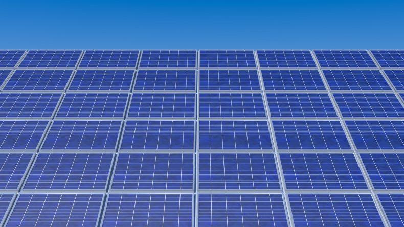 太陽光発電パネルイメージ