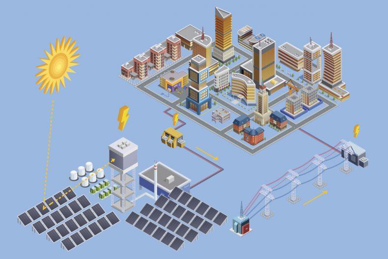 仕組み 太陽 光 発電