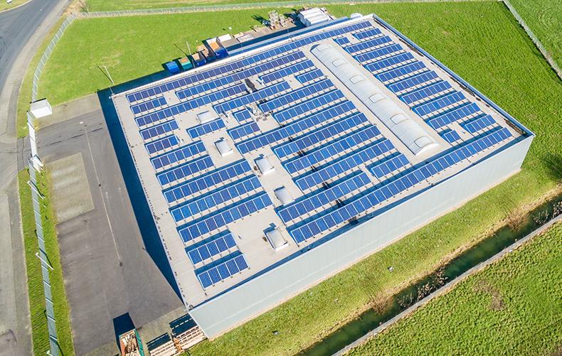 太陽光発電は中小企業投資促進税制の対象となるのか
