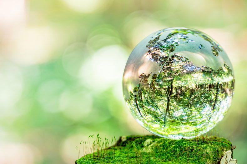 再生可能エネルギーによって守る自然