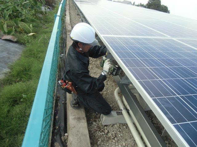 太陽光発電の施工会社